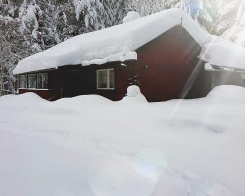 Zweden Life – Sneeuw Genoeg…